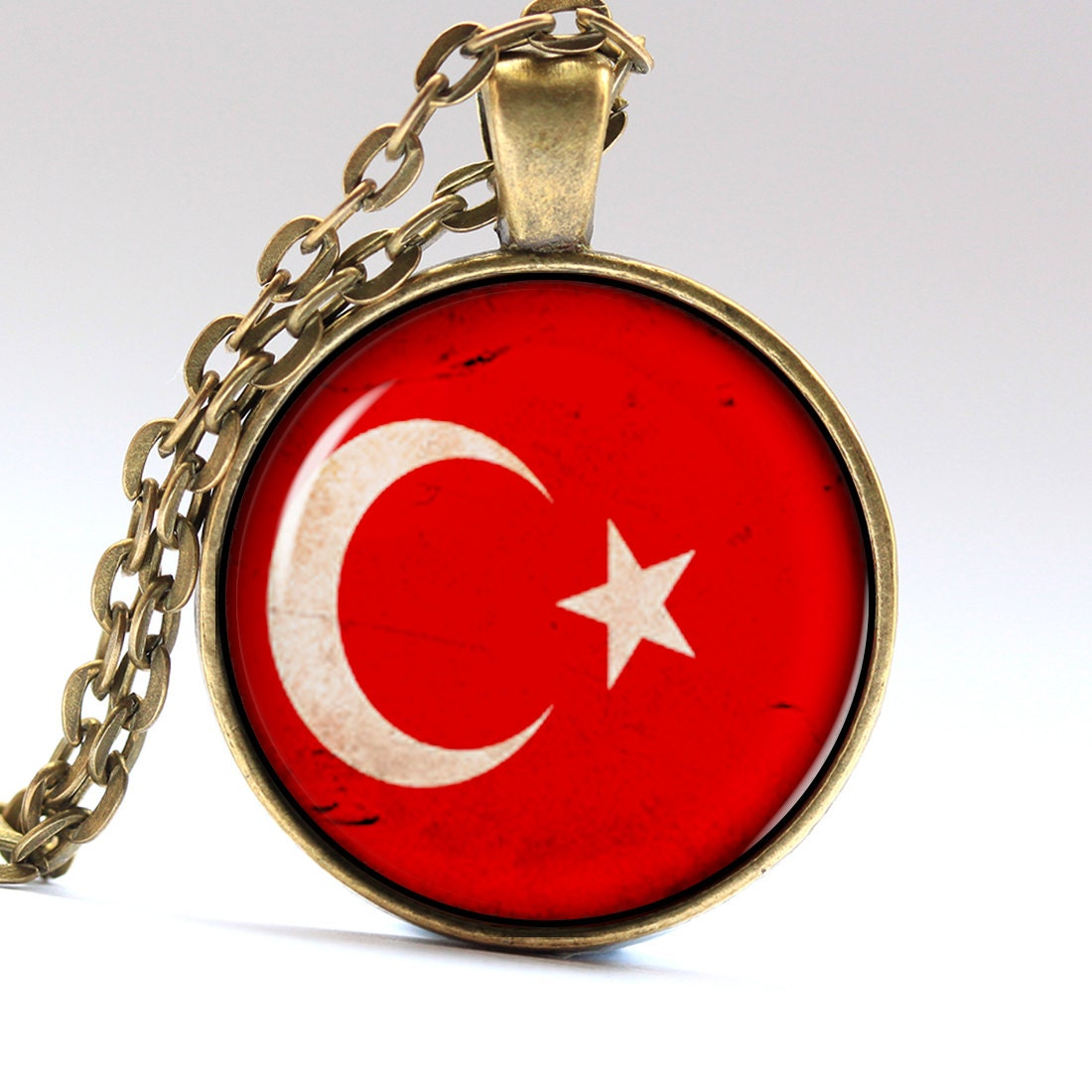turkey jewelry turkish pendant istanbul necklace by