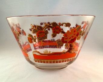 SALE - Pasinski Washington Glass Bowl
