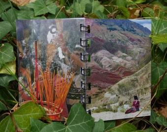 Land book / notebook