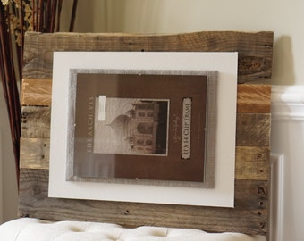 3 16x20 Wood Pallet Frame