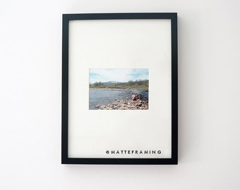 Items similar to salmon chevron fine art print wall art for 5x5 frames ikea