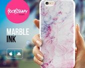Ink Pattern iPhone 7 case iPhone 6s Plus case Galaxy S6 case iPhone 6s Case iPhone 5C case 5S case samsung s5 case marble