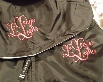 Charles River Rain Jackets --Lined Pullovers
