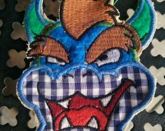 Super Mario Bowser Patch