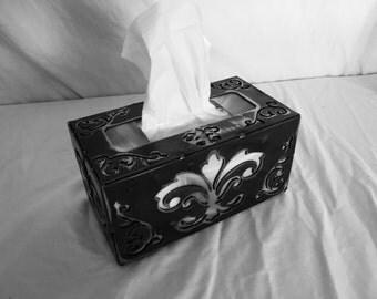 Decorative Tissue Box Cover