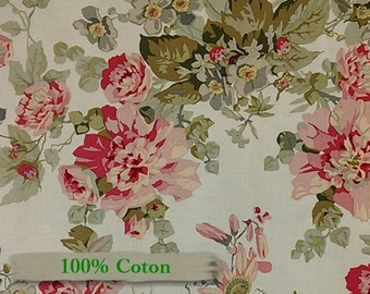 Anna Griffin, 1301, Camilla, Collection, fat quarter, by the yard, by the mètre,