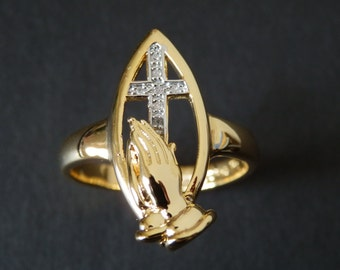 The Lord's Prayer Ring