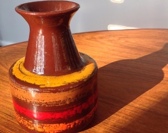 Retro Italian vase by Erica