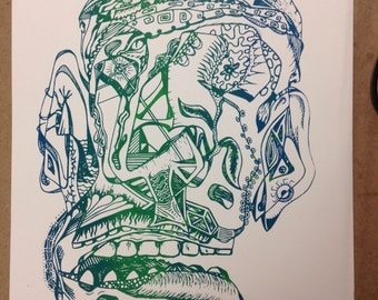 Frigart Print: Inner Beauty