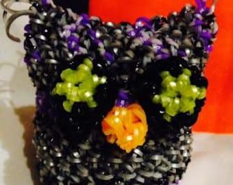 Halloween Stuffed Owl
