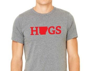 "Arkansas Razorbacks ""Arkansas Hogs"" custom t-shirt"