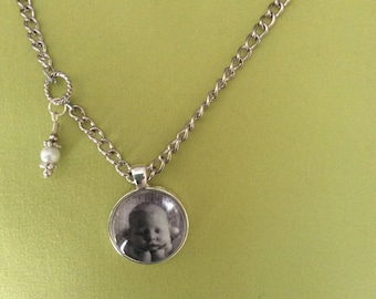 Your personal photo charm!