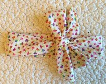 Summer Flower Headwrap