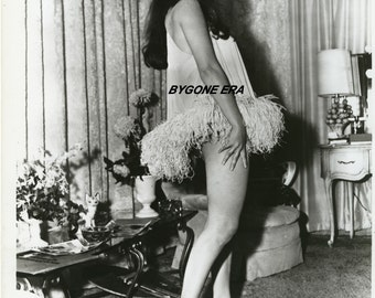 Ann Margaret Baby Doll Lingerie Hollywood Pinup Poster Art Photo 11x14