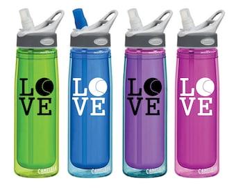 LOVE Tennis Decal, LOVE Tennis Sticker, DIY Tumbler, Car Decal, Custom Vinyl Decal, Tennis Player, Tennis Addict, Tennis Mom