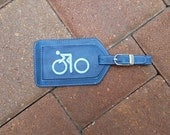 Luggage Tag-OnTheMtn Bike