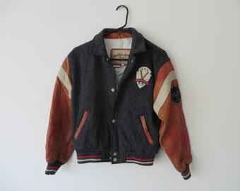 Vintage (1984) Hillerich & Bradsby Co. Louisville Slugger Jacket