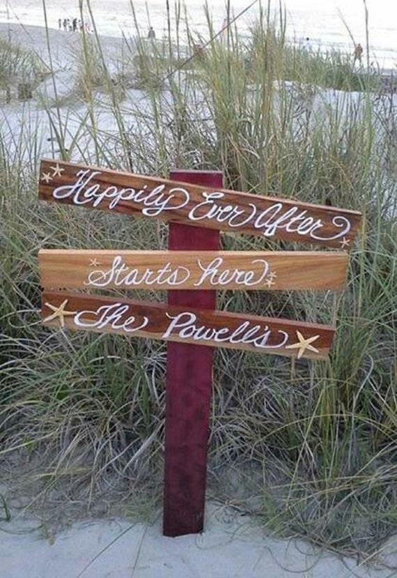 FREE SHIPPING Custom Wedding Signs!