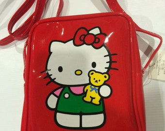 Vintage Hello Kitty bag 1993 Sanrio made in Japan
