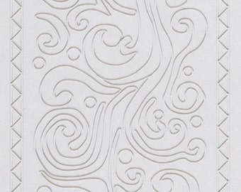 Impression Mat - Filigree Lace