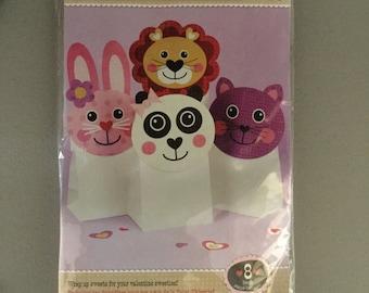 Valentine Treat Bag Kit