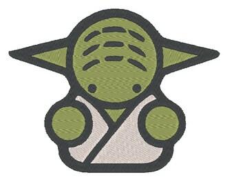Cute Star Wars Embroidery Design. Rebels.  3 hoop sizes