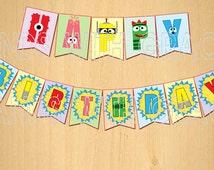 Printable Banner Yo Gabba Gabba party