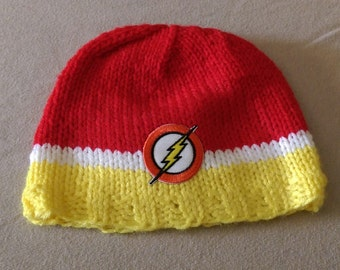 The Flash Baby Beanie