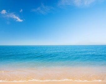 Beach Shore Backdrop