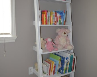 Nursery Ladder shelf