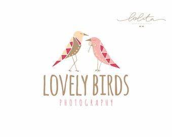 Pre-Made-logo Lovely Birds Photography