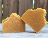 The Lemondrop Bar - lemongrass essential oil, litsea essential oil, handmade soap, all natural soap