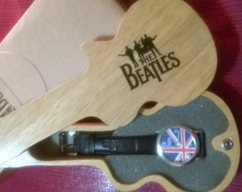 Watches Beatles Union Jack