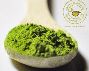 Ceremonial Top Grade Organic MATCHA Green Tea Powder
