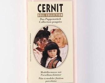 Cernit Doll, 500gr - Flesh 425 (CE0950500425) Professional Polymer Clay New Formula