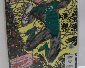 1993 Green Lantern #36 2nd Series Dr. Light   VF-VF Deadly Christmas  Unread Condition Vintage DC Comic Book