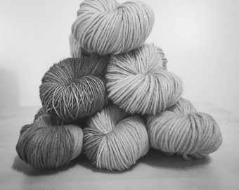 Hand Dyed and Hand Painted Yarn Club-3 Month Subscription