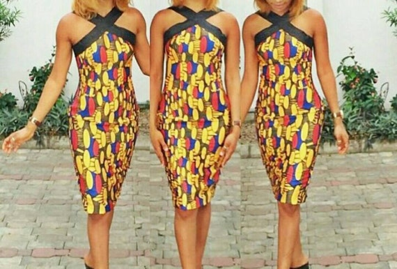 African Cocktail Dresses for Weddings