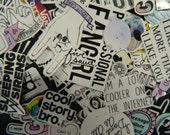 Tumblr Stickers (Pick 10)