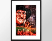 Freddy Kruger From A Nigh...