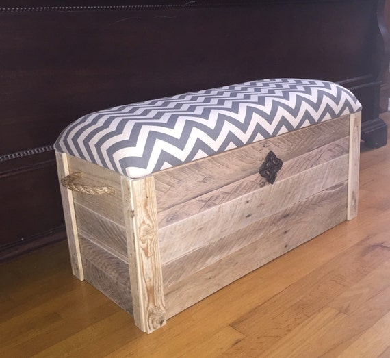 Hope Chest Toy Box Entryway Bench Storage By Thedavidsondesign