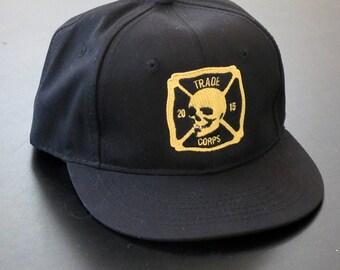 Button-Back cap
