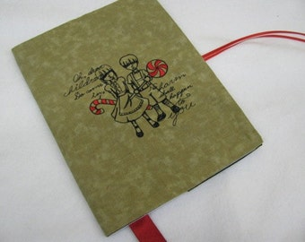 Fairy Tale Collection - Hansel and Gretel Journal, Diary, Notebook Cover - BOOK INCLUDED
