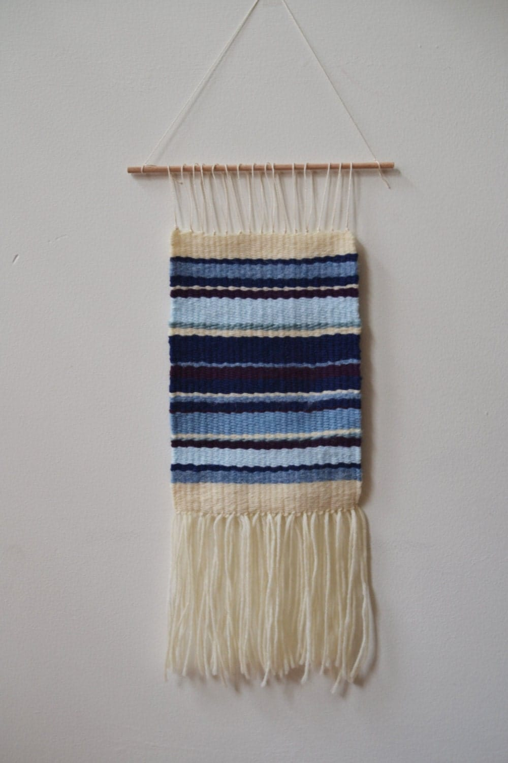 woven wall hanging weaving wall hanging striped wall