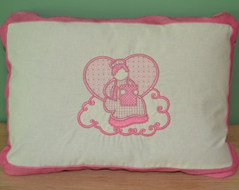 """Pillow - 11"""" X 15"""" Embroidered"""