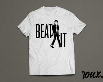 Beat It - Michael Jackson Tribute Shirt