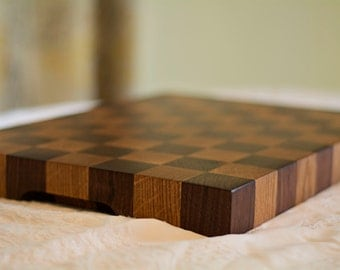 "Cutting Board ""Chessboard"""