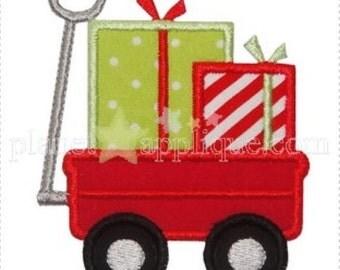 Christmas shirt, Boys Christmas shirt, Girls Christmas shirt, Christmas present shirt, Christmas wagon shirt, Christmas shirt for kids
