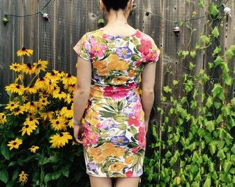 floral daydress