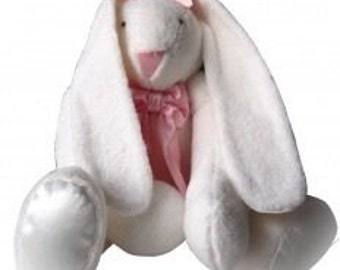 White Rabbit, Bunny plush